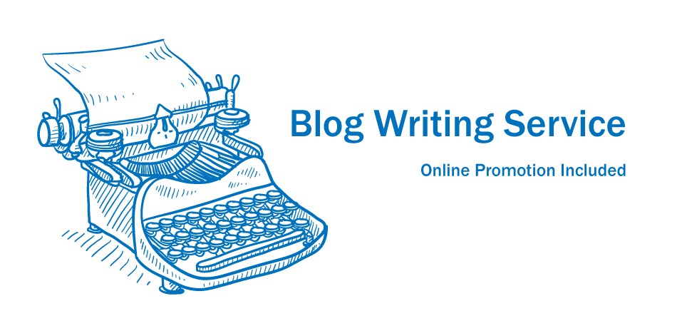Blog writing services packages